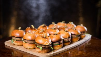 Photo of Harlan Kilstein's Completely Keto Mini Burger Bites