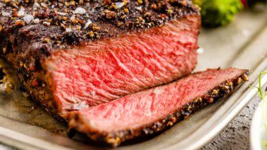 Photo of Harlan Kilstein's Completely Keto Pepper Crusted Steak (SK)