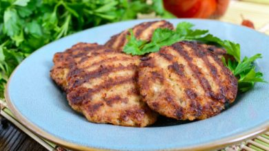 Photo of Harlan Kilstein's Completely Keto Asian Chicken Patties