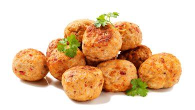 Photo of Harlan Kilstein's Completely Keto Chicken Meatballs