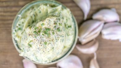 Photo of Harlan Kilstein's Completely Keto Garlic Parsley Dip