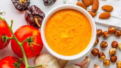 Photo of Harlan Kilstein's Completely Keto Romesco Sauce