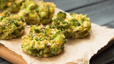 Photo of Harlan Kilstein's Completely Keto Broccoli Cheese Bites