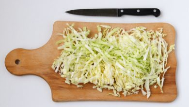 Photo of Harlan Kilstein's Completely Keto Cabbage and Peanut Salad