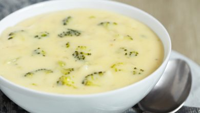 Photo of Harlan Kilstein's Completely Keto Cheesy Broccoli Soup