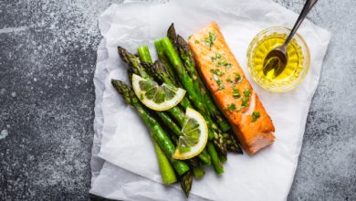 Photo of Harlan Kilstein's Completely Keto Jalapeno Ginger Salmon (SK)