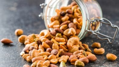 Photo of Harlan Kilstein's Completely Keto Spicy Nut Mix