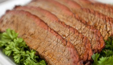 Photo of Harlan Kilstein's Completely Keto Sweet Brisket with A Smoky Kick