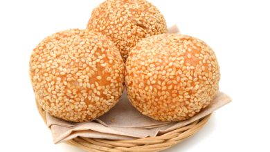 Photo of Harlan Kilstein's Completely Keto Sweet Sesame Balls