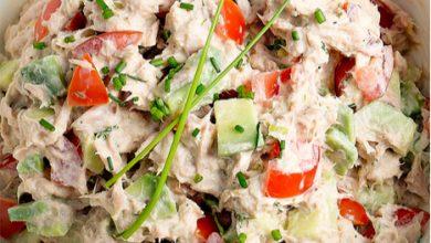 Photo of Harlan Kilstein's Completely Keto Tuna Salad