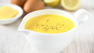 Photo of Harlan Kilstein's Completely Keto French Hollandaise Sauce