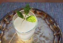 Photo of Harlan Kilstein's Completely Keto Nana Lemonade